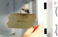 How to change a microwave oven waveguide cover