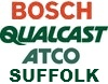 Bosch Qualcast Atco Suffolk