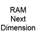 RAM Next Dimension Spares