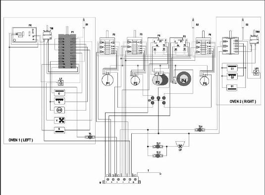 rice cooker heating element wiring diagram slow cooker wiring diagram