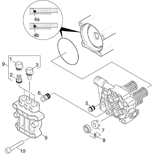 karcher 2400 pressure washer parts