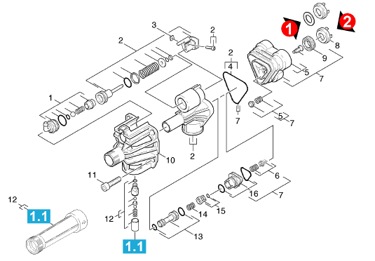 471511 Brute Pressure Washer Losing Pressure further Sistemaheuicaterpillar besides 66802 together with Products as well Fuse Box Location List Audi A4 S4 B6 2004 2008. on pressure washer pump diagram