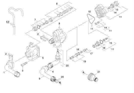 Diagram Of Suzuki Motorcycle Parts 2001 Sv650s Fuel Tank Modle K1