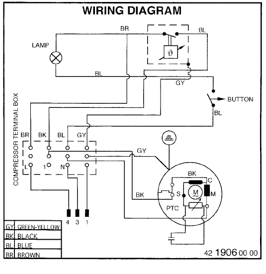goodman manufacturing wiring diagrams