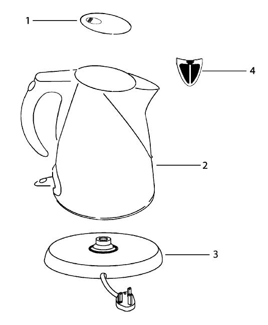 Kettle Plug Wiring Diagram : Kettle plug wiring diagram choice image