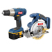 Cordless Saw & Drill Bundle Spare Parts
