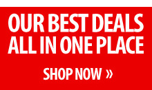 Our best deals all in one place